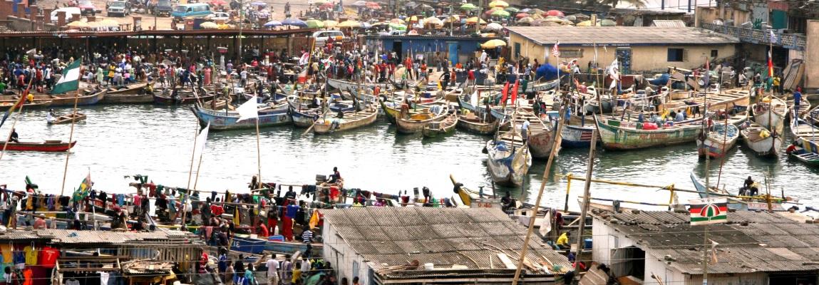 Ghana, Accra und Umgebung